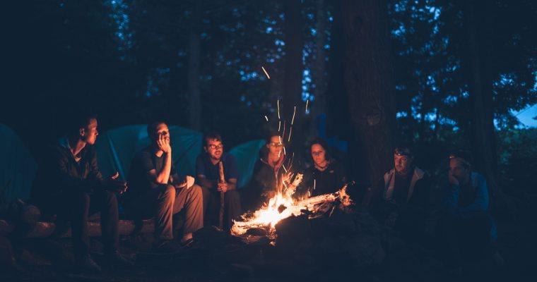 Urlaub daheim: warum zelteln cool ist