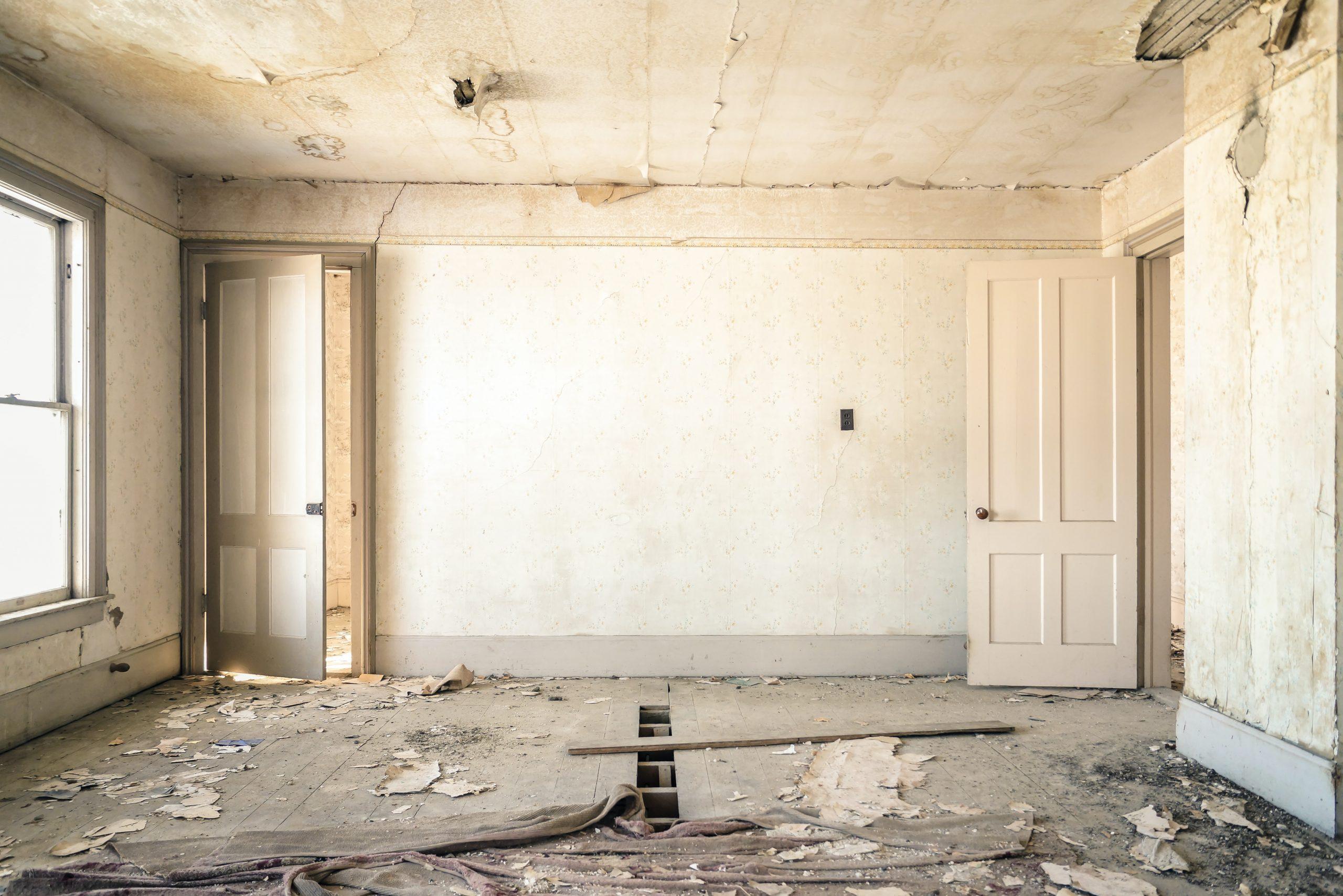 Die Chance in der Krise – längst überfällige Renovierungen trotz fehlendem Einkommen