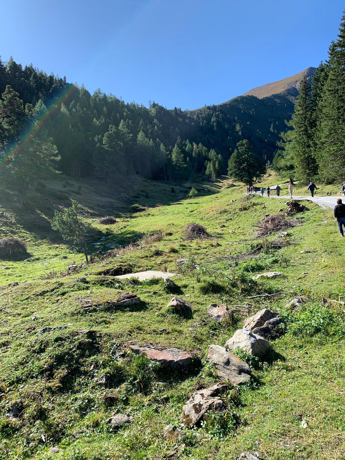 Aus dem Heimat-Tagebuch: Zu Besuch bei der Oma im Dorf